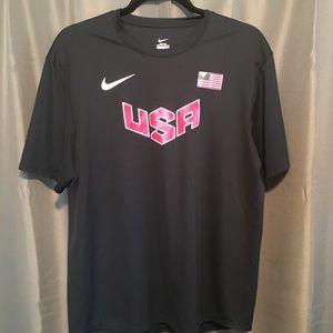 Nike Team USA Dri-fit Shirt